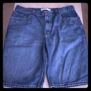 Men's jeans shorts size 38